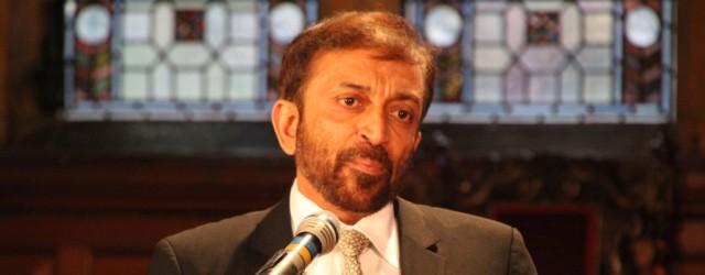 Dr. Farooq Sattar's speech at the Oxford Union Debating Chamber
